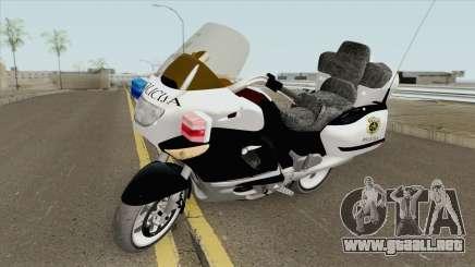 BMW (Police Motorcycle) para GTA San Andreas
