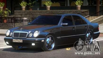 Mercedes Benz E55 V1.0 para GTA 4