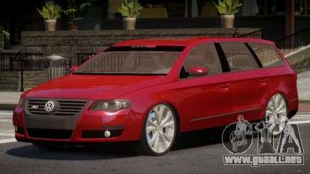 Volkswagen Passat RT para GTA 4
