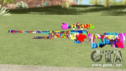 AWP (Incarnated) para GTA San Andreas