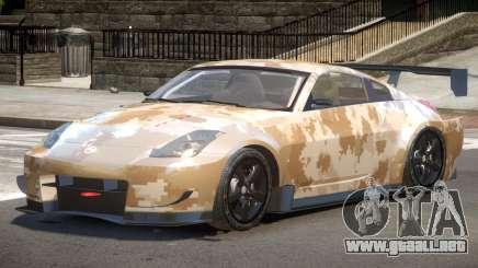 Nissan 350Z GT-Sport PJ3 para GTA 4