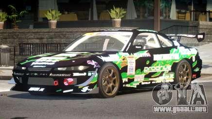 Nissan Silvia Tuned para GTA 4