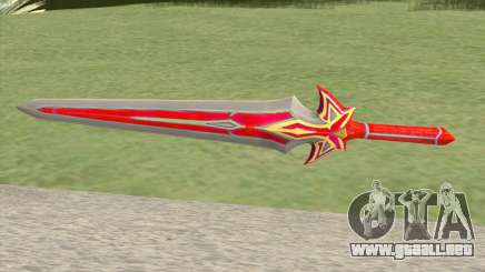 Red Sword para GTA San Andreas