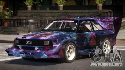 Audi Quattro V1.1 PJ2 para GTA 4