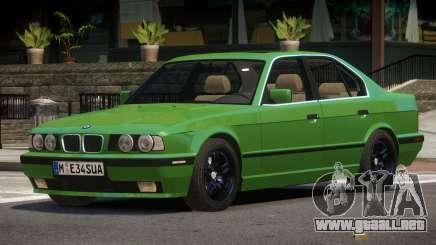 BMW 540i E34 ST para GTA 4