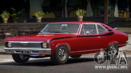 Chevrolet Nova V1.0 para GTA 4