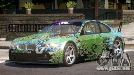 BMW M3 GT2 S-Tuning PJ4 para GTA 4