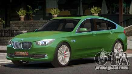 BMW 550I GT para GTA 4