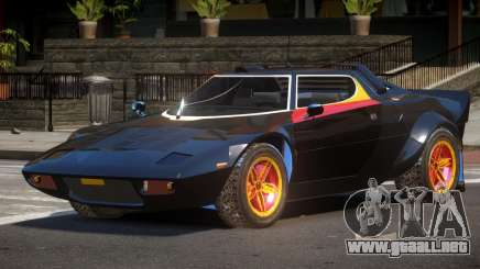 Lancia Stratos GT para GTA 4