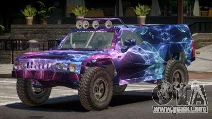 Hummer H3 Edit PJ2 para GTA 4