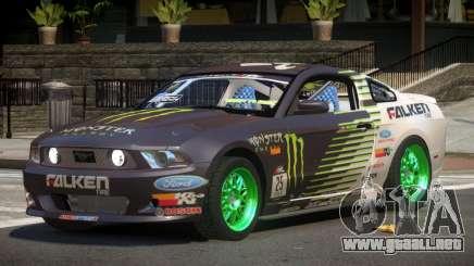Ford Mustang MF para GTA 4
