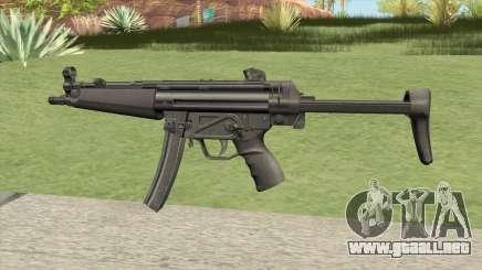 MP5A3 (COD 4: MW Edition) para GTA San Andreas