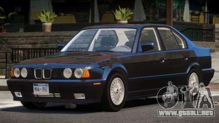 BMW 535i E34 V1.1 para GTA 4