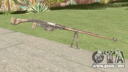 PTRS-41 (Fog Of War) para GTA San Andreas