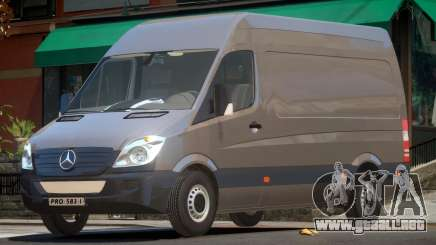Mercedes-Benz Sprinter V1.0 para GTA 4