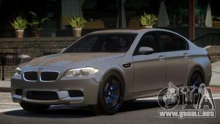 BMW M5 F10 RS PJ1 para GTA 4