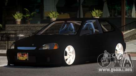 Honda Civic R-Tuned para GTA 4