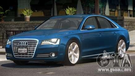 Audi A8 FSI V1.1 para GTA 4