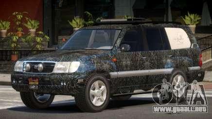 Toyota Land Cruiser Rally Cross PJ2 para GTA 4