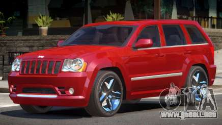 Jeep Grand Cherokee SR para GTA 4