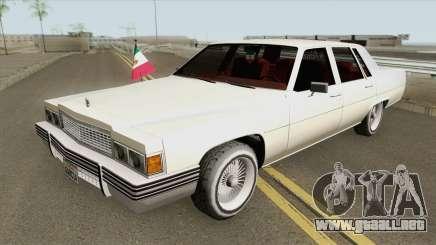 Cadillac Sedan DeVille (Lolita) 1979 para GTA San Andreas