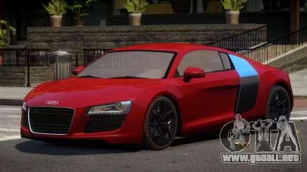 Audi R8 FSI GT para GTA 4