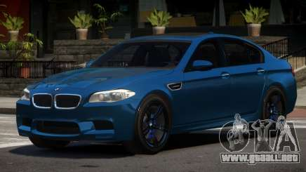 BMW M5 F10 RS para GTA 4