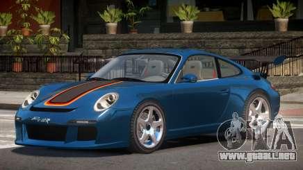 RUF RT12R V1.0 para GTA 4