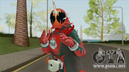 Kamen Rider (Ghost Boost) V2 para GTA San Andreas