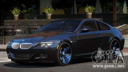 BMW M6 ST para GTA 4