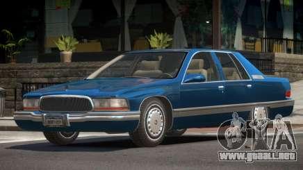 1995 Buick Roadmaster para GTA 4