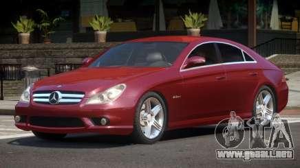Mercedes Benz CLS 63 RT para GTA 4