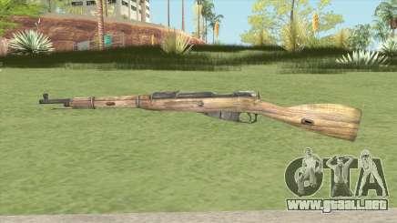 Mosin-Nagant M44 (Fog Of War) para GTA San Andreas