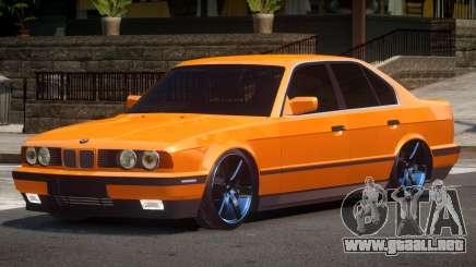 BMW 535i V1.1 para GTA 4