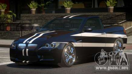 BMW M3 Spec Edition para GTA 4