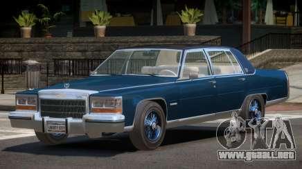 Cadillac Fleetwood Old para GTA 4
