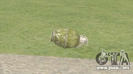 Grenade (RE 3 Remake) para GTA San Andreas