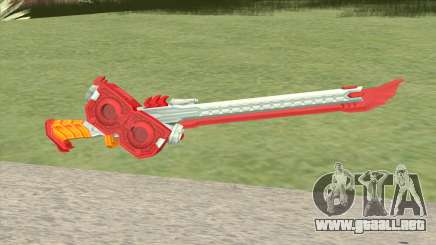 Kamen Rider Sword para GTA San Andreas