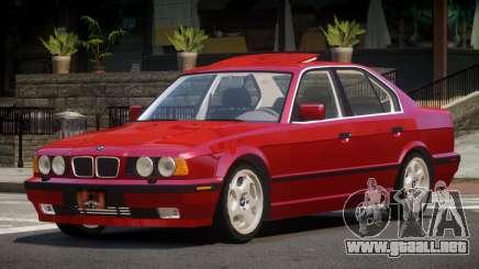 BMW 540I E34 Edit para GTA 4