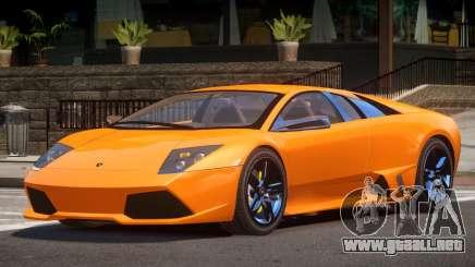 Lamborghini Murcielago SE para GTA 4