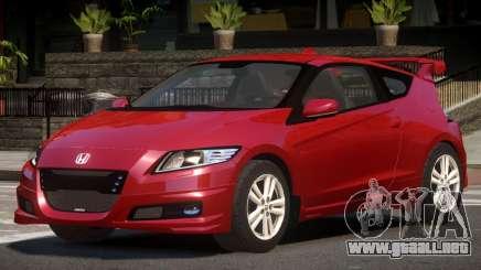 Honda CR-Z Tuned para GTA 4