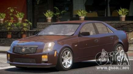 Cadillac CTS-V 1.6 para GTA 4
