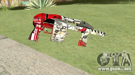 Striker (Graffiti) para GTA San Andreas