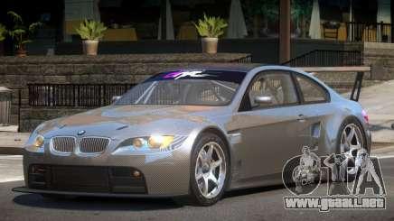 BMW M3 GT2 S-Tuning PJ2 para GTA 4