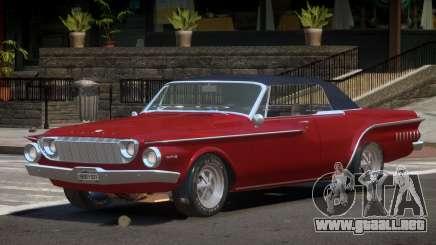 1965 Dodge Dart V1.0 para GTA 4