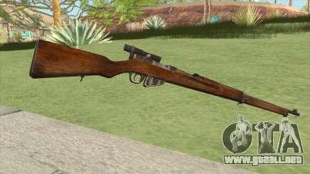 Type 38 Arisaka (Sniper Rifle) para GTA San Andreas