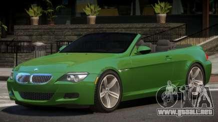 BMW M6 Edit para GTA 4