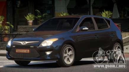 Hyundai i30 Police V1.0 para GTA 4