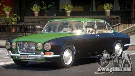 Jaguar XJ6 V1.0 para GTA 4
