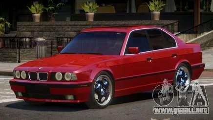 BMW 540i RS para GTA 4